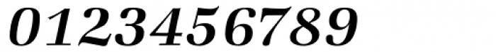 Zapf Book Medium Italic Font OTHER CHARS