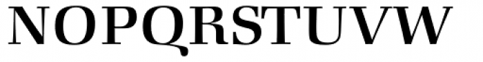 Zapf Book Medium Font UPPERCASE
