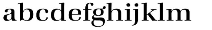 Zapf Book Medium Font LOWERCASE