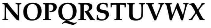 Zapf Calligraphic 801 Bold Font UPPERCASE