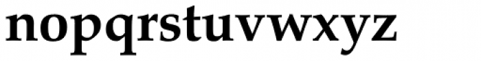Zapf Calligraphic 801 Bold Font LOWERCASE