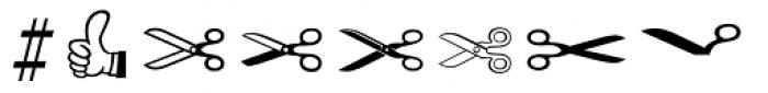 Zapf Essentials Office Font UPPERCASE