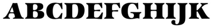 Zapf Intl Heavy Font UPPERCASE