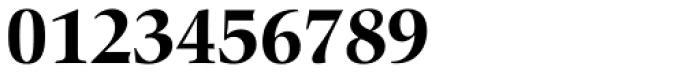 Zapf Renaissance B EF Bold Font OTHER CHARS