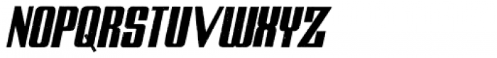 Zapora Italic Font LOWERCASE