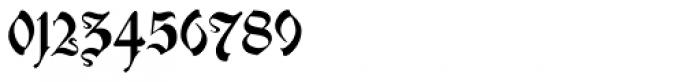 Zarlino Standard Alternate Font OTHER CHARS