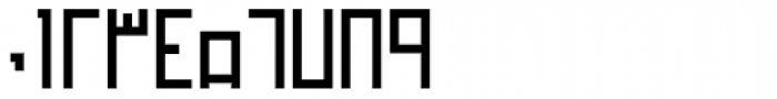 Zawiya Font OTHER CHARS