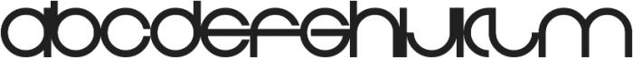 Zdyk Pisces otf (400) Font LOWERCASE
