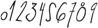 Ze otf (400) Font OTHER CHARS