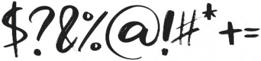Zeitgeist Alternative otf (400) Font OTHER CHARS
