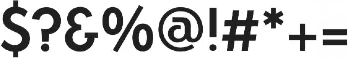 Zelda DemiBold otf (600) Font OTHER CHARS
