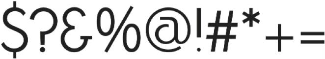 Zelda Light otf (300) Font OTHER CHARS