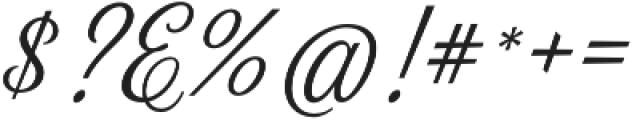 Zelda otf (400) Font OTHER CHARS