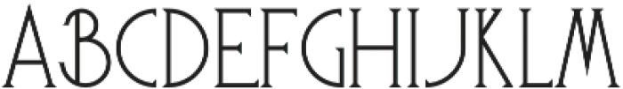 Zelda regular otf (400) Font LOWERCASE