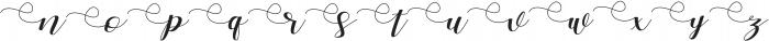 Zelifa ss01 otf (400) Font UPPERCASE