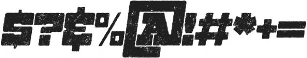 Zennat Pro Four Italic otf (400) Font OTHER CHARS