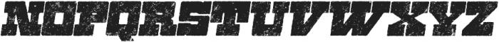 Zennat Pro Four Italic otf (400) Font UPPERCASE