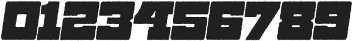 Zennat Pro One Italic otf (400) Font OTHER CHARS