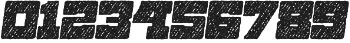 Zennat Pro Three Italic otf (400) Font OTHER CHARS