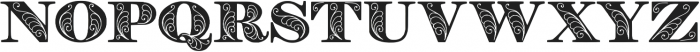 Zenone otf (400) Font UPPERCASE