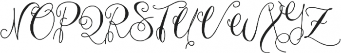 Zenyth otf (400) Font UPPERCASE