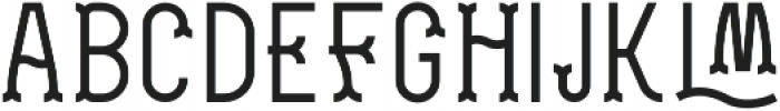 Zenzero Grotesk otf (400) Font LOWERCASE