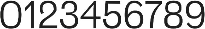 Zevida otf (400) Font OTHER CHARS