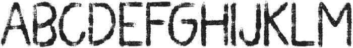 Zeyada ttf (400) Font UPPERCASE