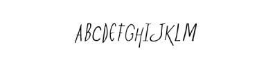 Ze Typeface Font UPPERCASE