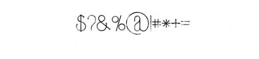 Zelda - ArtDeco Font Font OTHER CHARS