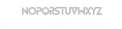 Zelda BOLDLINE.ttf Font LOWERCASE