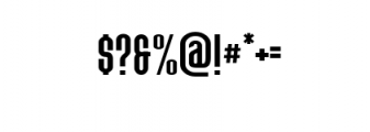 Zeuty Sans.ttf Font OTHER CHARS