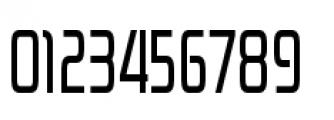 Zekton Condensed Regular Font OTHER CHARS