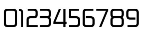 Zekton Regular Font OTHER CHARS