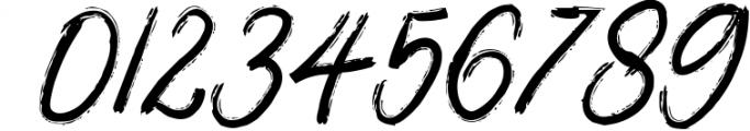ZeBrush | Brush Script Font Font OTHER CHARS
