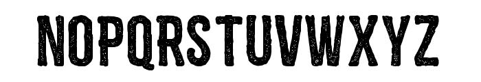 ZEMBOOD Vintage Font UPPERCASE