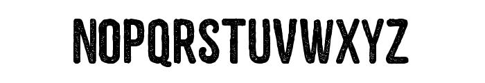 ZEMBOOD Vintage Font LOWERCASE