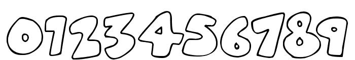 ZeBrA bLoBs Font OTHER CHARS