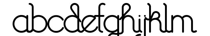 Zebra Reg oneonezero Font LOWERCASE
