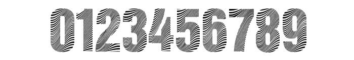 Zebretica Font OTHER CHARS