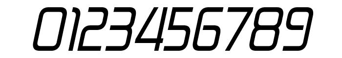 Zekton Italic Font OTHER CHARS