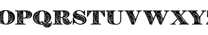 Zenone Bold Font UPPERCASE