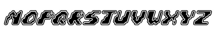 Zero Velocity [BRK] Font LOWERCASE