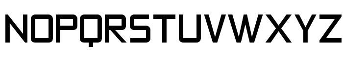 ZeroesThree-Regular Font UPPERCASE