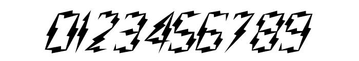 Zeus Font OTHER CHARS