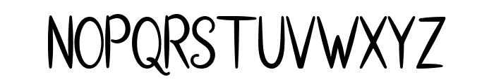 zetetic Font UPPERCASE