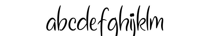 zetetic Font LOWERCASE