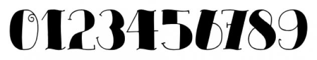 Zeebonk Regular Font OTHER CHARS