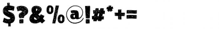 Zealand Regular Font OTHER CHARS