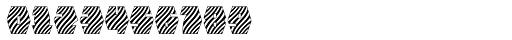 Zebraw Font OTHER CHARS